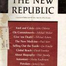 The New Republic Magazine April 19, 1975