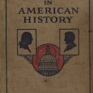 A First Book In American History by Charles A. Beard and William C. Bagley