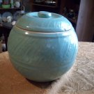 Vintage Stoneware Cookie Jar