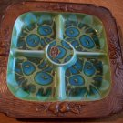 Vintage Treasure Craft Tray
