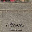 Hunt's Heavenly Peaches Azalea Matchbook Cover