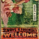 Johnny's Tap Room Orient, SD Matchbook Cover