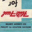 Phillips 66 Matchbook Cover