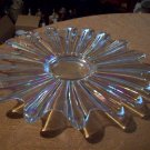 Clear Carnival Glass Tray