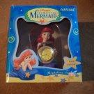 Disney's The Little Mermaid Miniature Clock