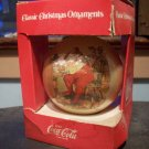 Coca-Cola Classic Christmas Ornament in Original Box