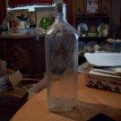 Vintage H & A Gilley Bottle