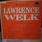 Favorites Of Lawrence Welk Record