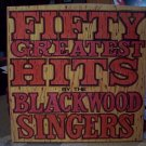Fifty Greatest Hits By The Blackwood Singers 5 Record Set