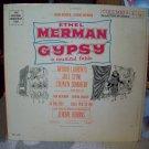 Ethel Merman Gypsy Record