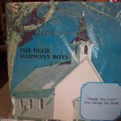 "The Dixie Harmony Boys ""Thank You Lord"" (For Saving My Soul) Record"