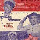Vintage Sheet Music Let's Take The Long Way Home