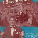 Vintage Sheet Music Friendly Tavern Polka