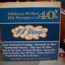 101 Strings Million Seller Hit Songs Of The 40's Record