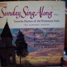 The Almanac Singers Sunday Sing Along Vol. 1 Record