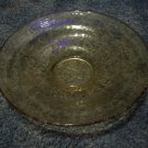 Antique Glass Serving Dish
