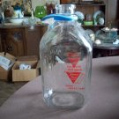 Terrace Park Glass Milk Bottle
