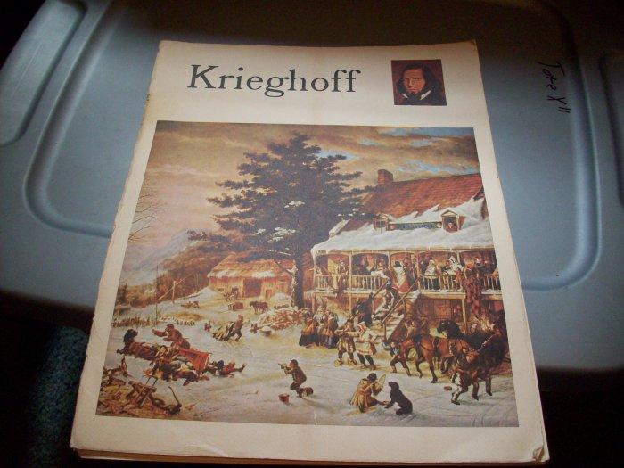 Portfolio of Paintings by Cornelius Krieghoff