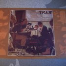 """Vintage Restaurant Laminated Placemat Norman Rockwell's """"Saying Grace"""""""