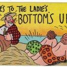 Vintage 1940's E.C. Kropp Postcard