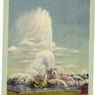 Vintage Postcard Buckingham Fountain, Grant Park, Chicago