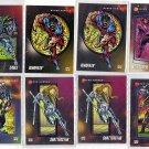 Lot of Ten Marvel 1992 Cards