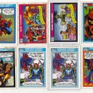 Lot of Eleven Marvel Comics Cards