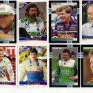 Lot of Sixteen Maxx 94 Nascar Racing Cards