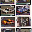 Lot of Sixteen Maxx 94 Nascar Racing Cards