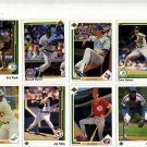 Lot of 25 Upper Deck Baseball Cards and One Diamond King Puzzle