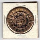 Antique Louis IX Button