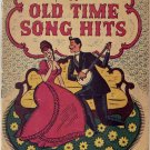 Song Book  Treasure Chest Of Old Time Song Hits