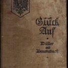 German Book   A First German Reader by Margarethe Muller and Carla Wenckebach
