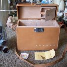Vintage Revere Eye Matic Camera with Lockable Carrying Case