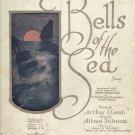 Vintage Sheet Music Bells Of The Sea