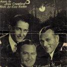 Vintage Sheet Music  Old Virginia Moon