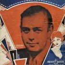 Vintage Sheet Music   Carolina Moon