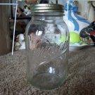 Quart Bicentennial Mason Jar