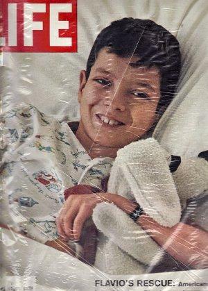Life Magazine  July 21, 1961