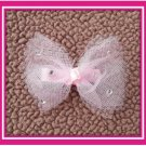 Pink Ballerina Bow