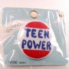 Vintage 60's Nemo Teen Power Barrette New On Card