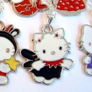 Hello Kitty Silver Tone Necklace - Choose a Style