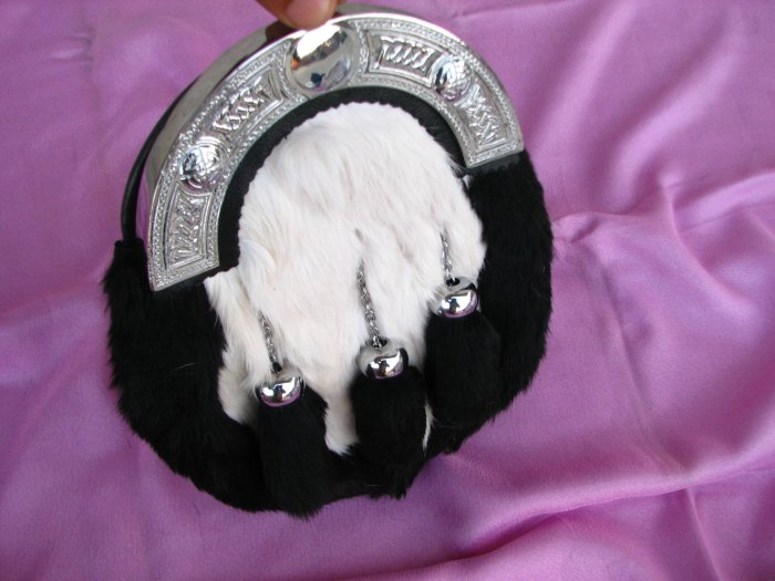 scottish kilts Sporran -Semi Dress Sporran -Dress Sporran