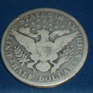 1899 Barber Half Dollar