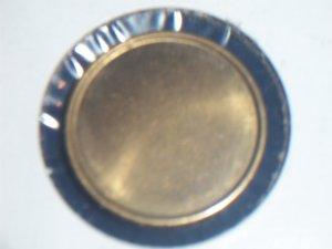 Unkown blank test token coin