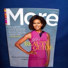 MORE MAGAZINE- MICHELLE OBAMA BIO - KELLY LYNCH