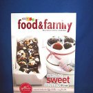 KRAFT FOOD & FAMILY SWEET MEMORIES RECIPE MAGAZINE-2008
