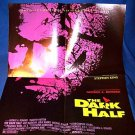 THE DARK HALF ORIGINAL MOVIE POSTER-1993-STEPHEN KING