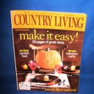 COLLECTIBLE COUNTRY LIVING MAGAZINE, 25TH ANNIVERSARY