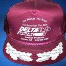 DELTA SAND ASPHALT PRODUCTS BALL CAP HAT- NEW-OXFORD,KS